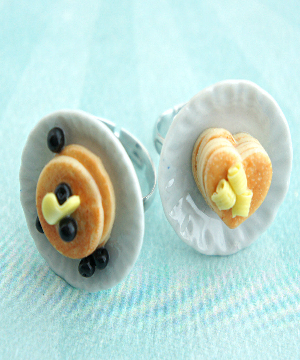 Pancakes Ring - Jillicious charms and accessories - 3