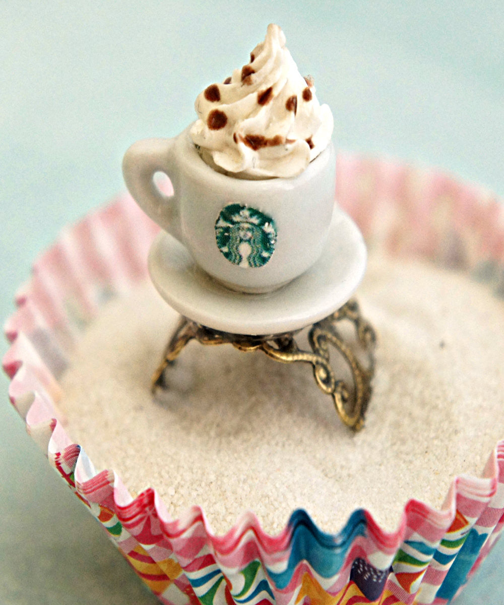 Starbucks Coffee Ring - Jillicious charms and accessories - 4