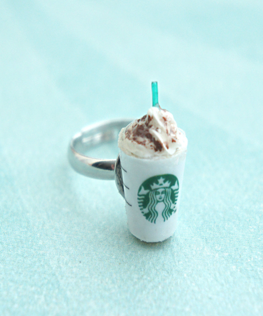 Starbucks Frappuccino Ring - Jillicious charms and accessories