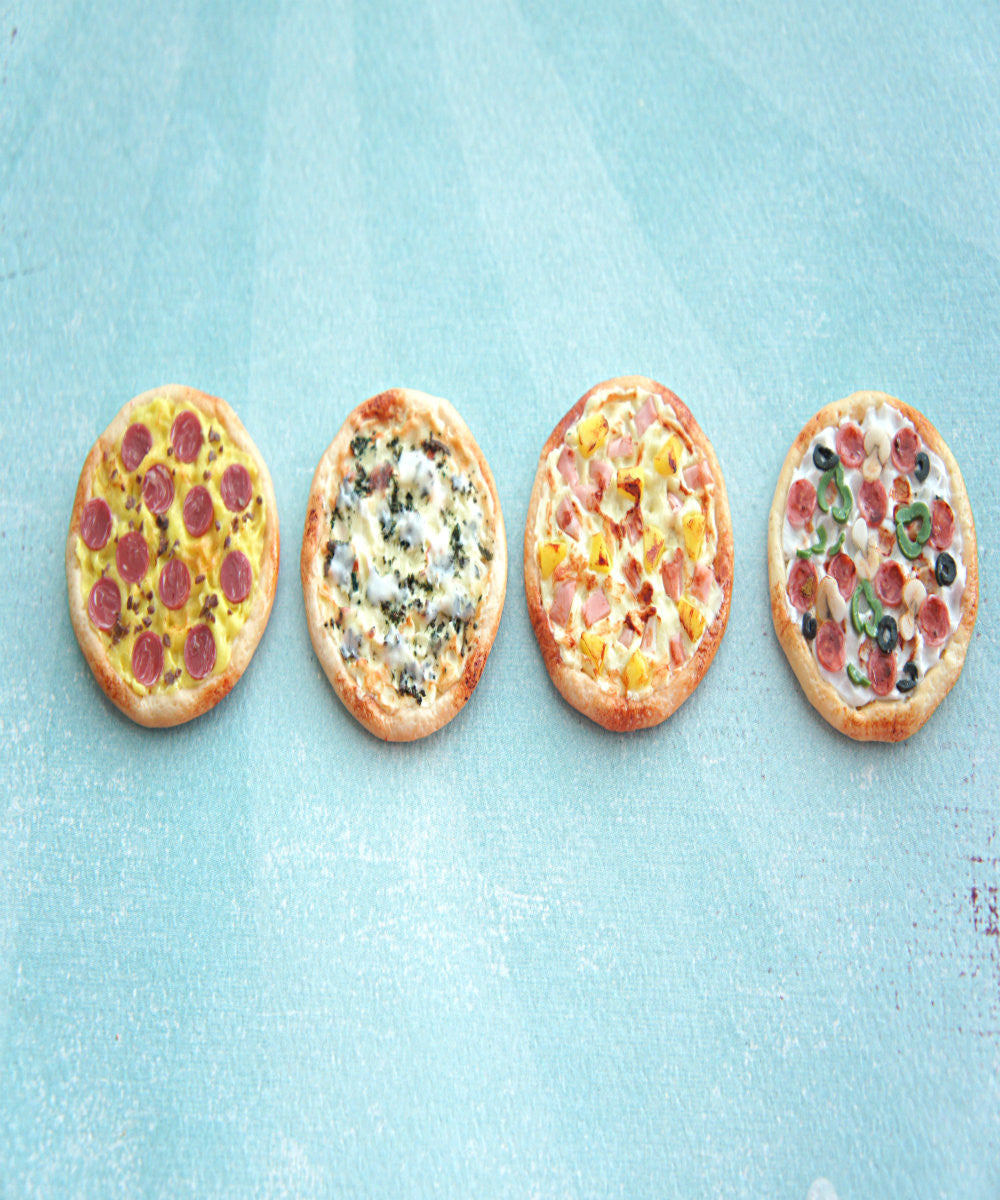 Pizza Magnet - Jillicious charms and accessories - 2