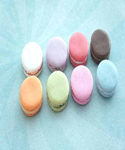french macaron magnet - Jillicious charms and accessories