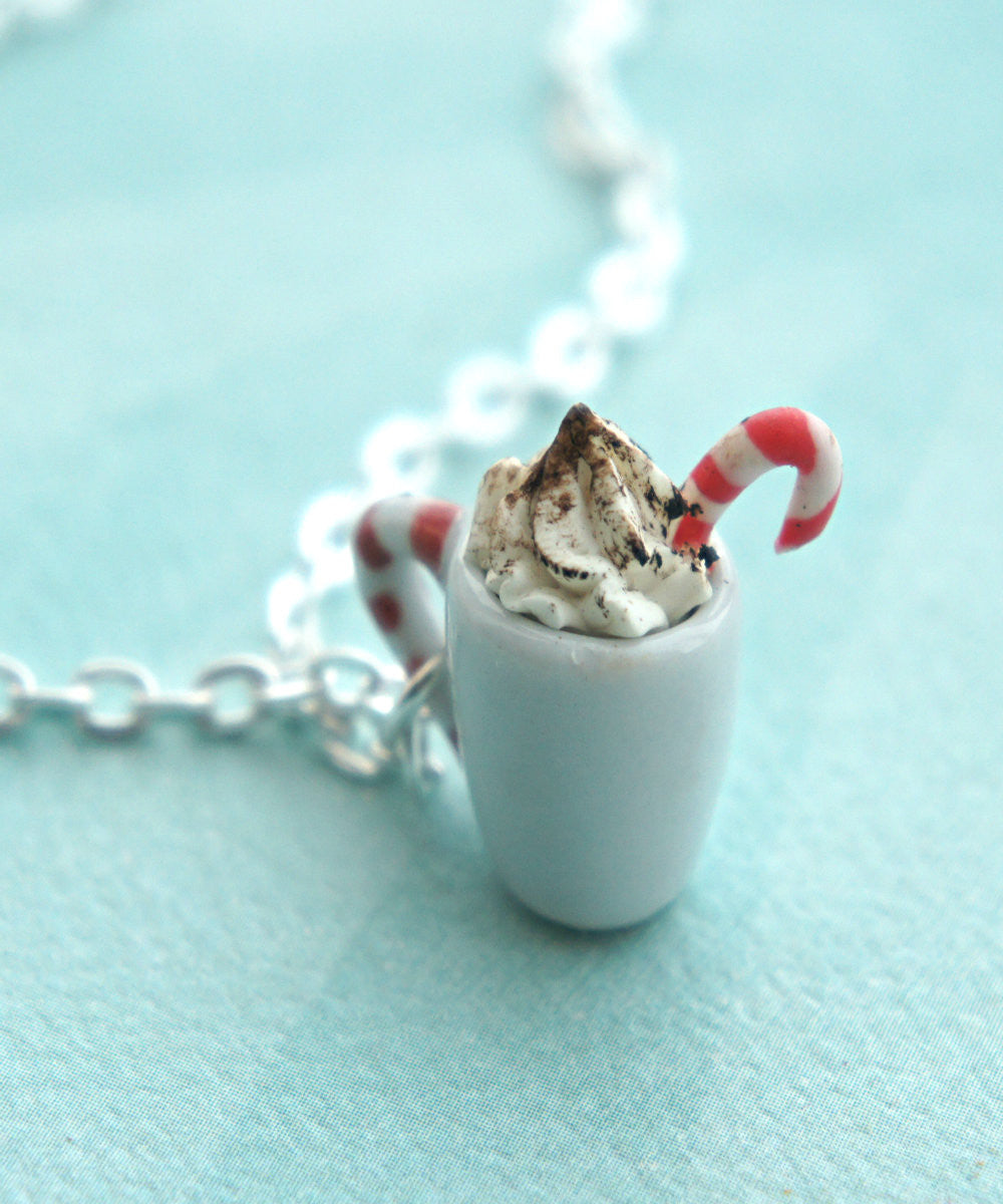 Peppermint Mocha Necklace - Jillicious charms and accessories - 3