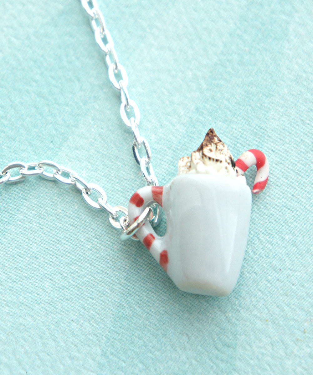 Peppermint Mocha Necklace - Jillicious charms and accessories - 2