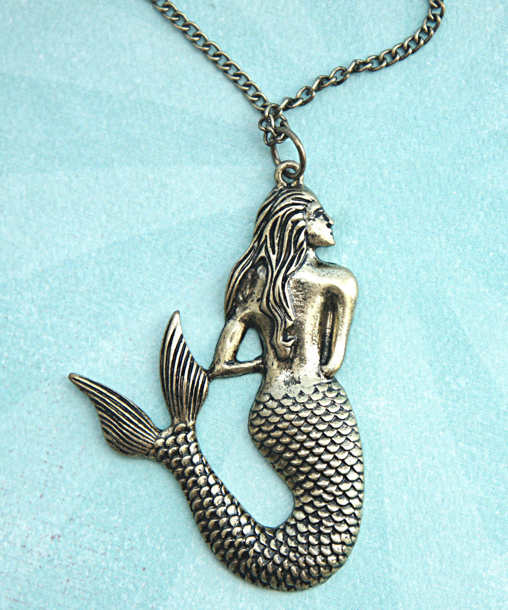 Mermaid Necklace - Jillicious charms and accessories - 2
