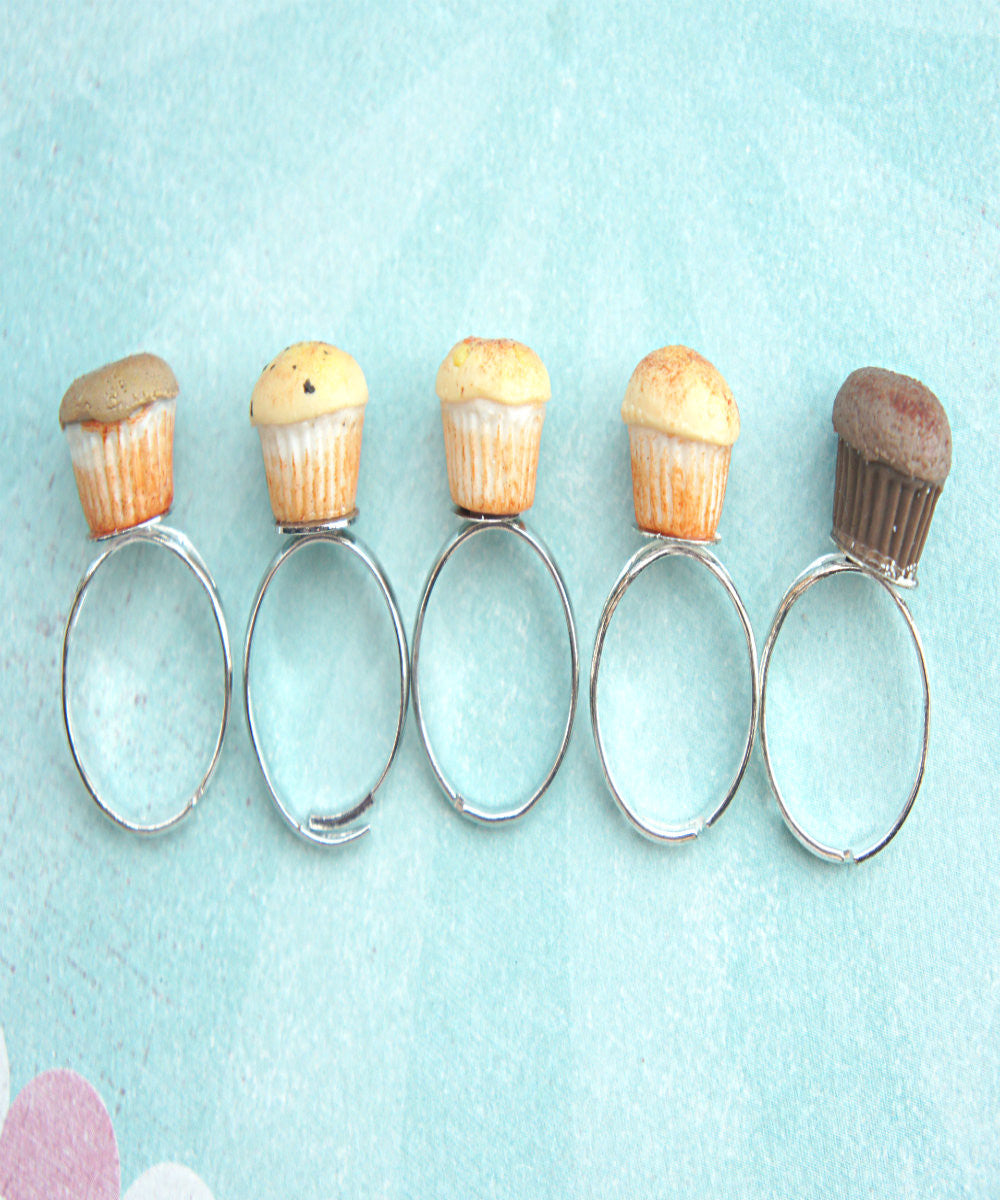 Muffin Ring - Jillicious charms and accessories - 3