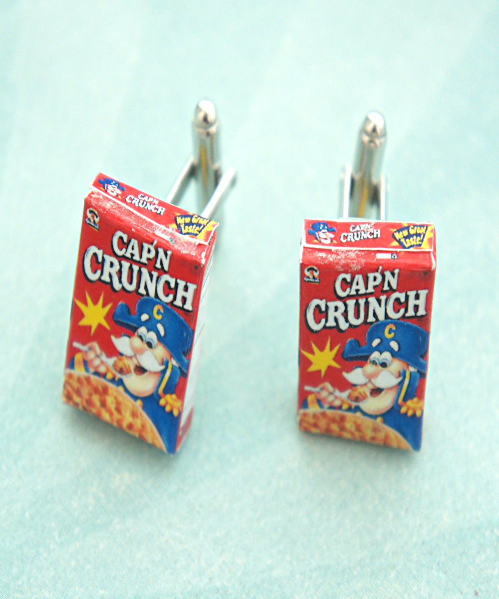 cereal box cuff links - Jillicious charms and accessories - 2