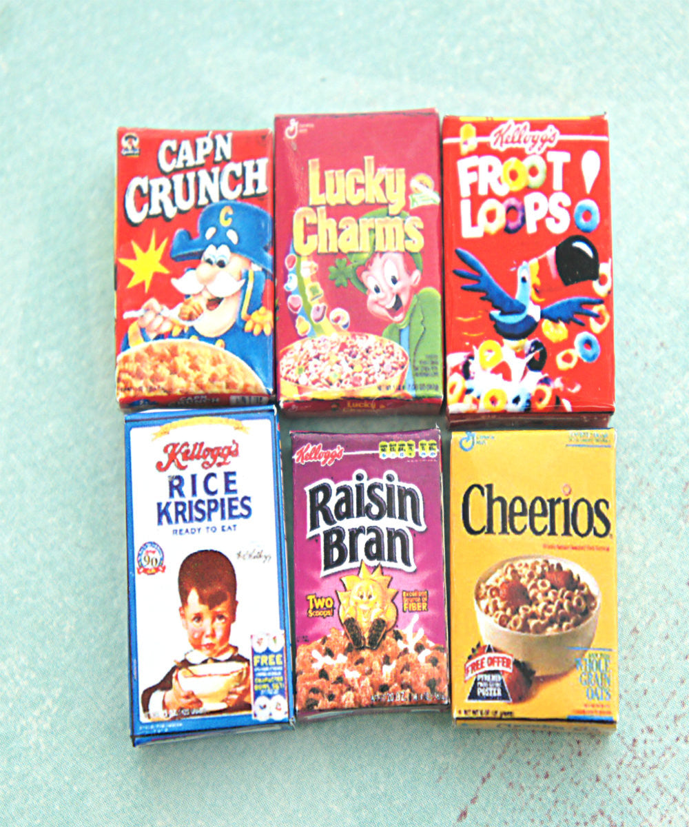 cereal box cuff links - Jillicious charms and accessories - 3