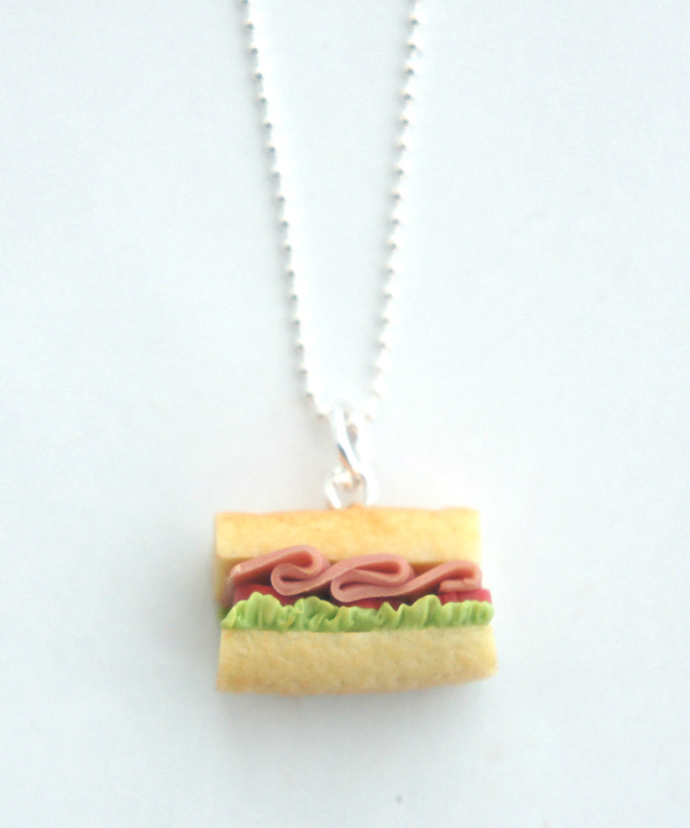 Sub Sandwich Necklace - Jillicious charms and accessories - 3