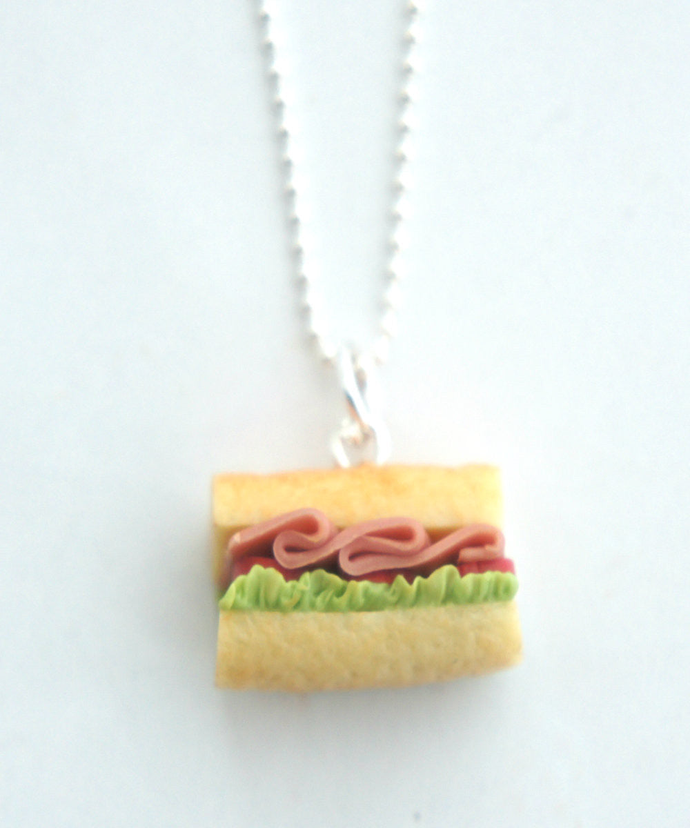Sub Sandwich Necklace - Jillicious charms and accessories - 2