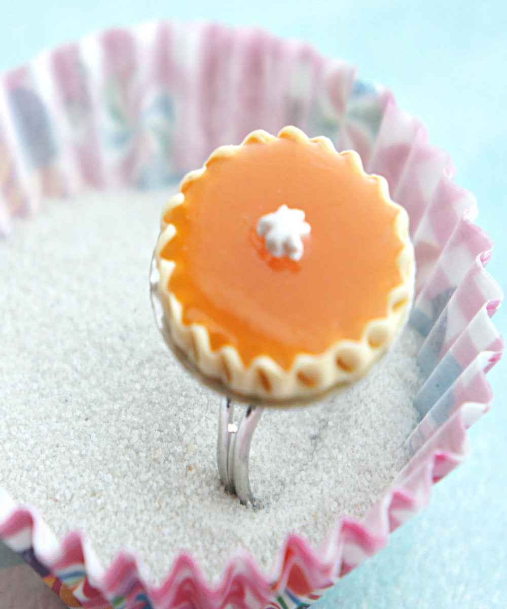 Pumpkin Pie Ring - Jillicious charms and accessories - 1