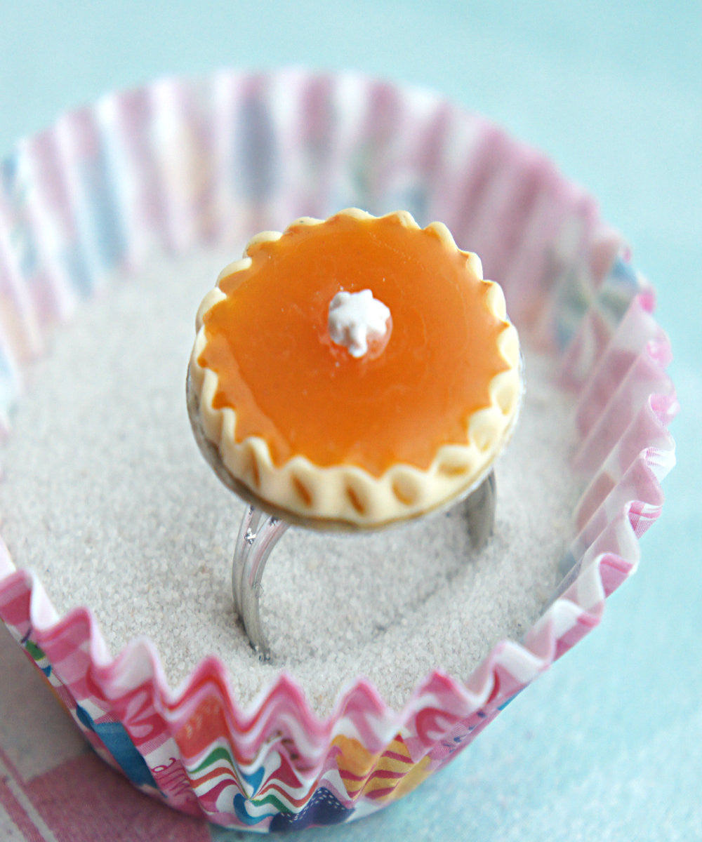 Pumpkin Pie Ring - Jillicious charms and accessories - 2
