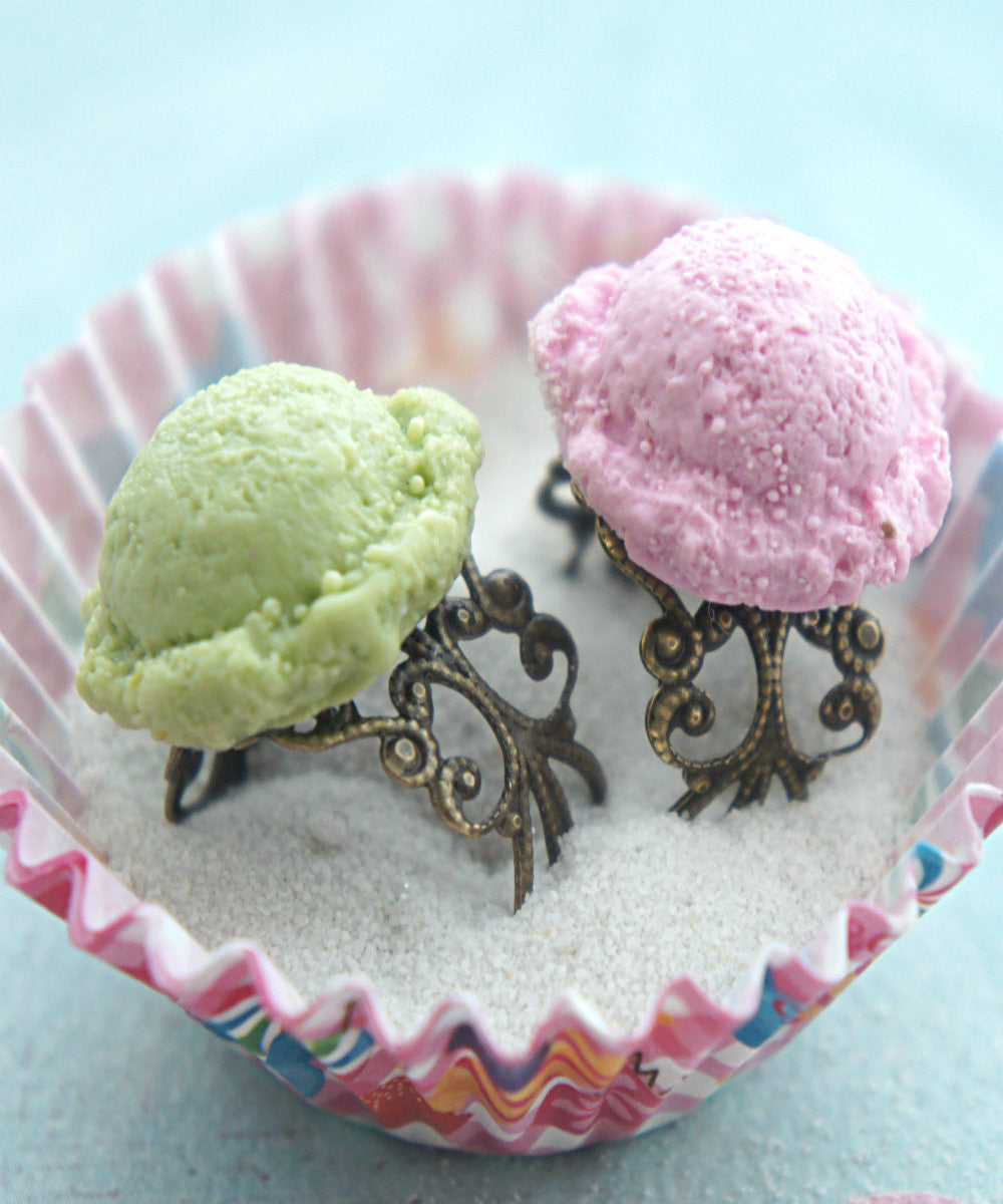 ice cream scoop ring - Jillicious charms and accessories - 5