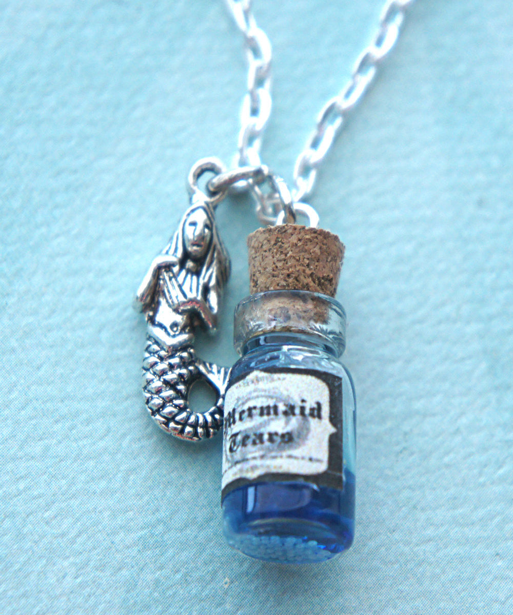 Mermaid's Tears Potion Necklace - Jillicious charms and accessories - 1