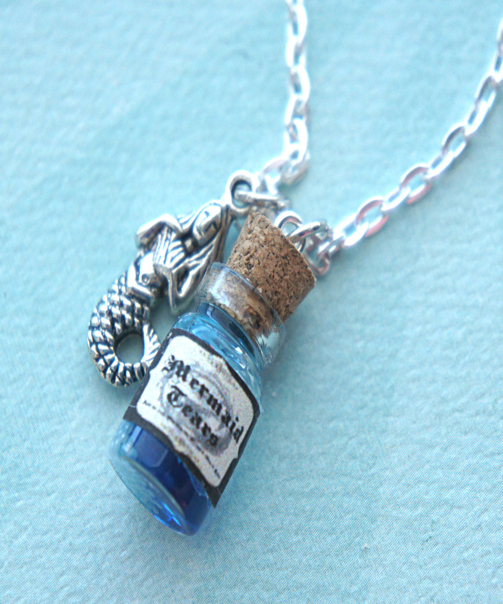 Mermaid's Tears Potion Necklace - Jillicious charms and accessories - 2