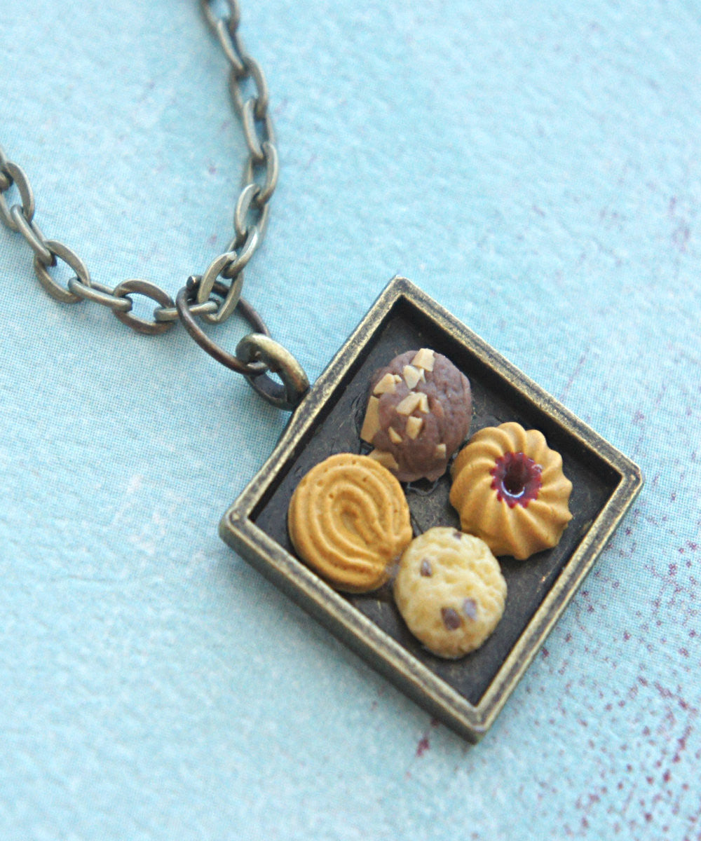 cookie sampler necklace - Jillicious charms and accessories - 3