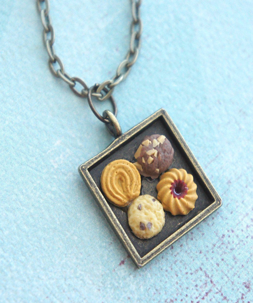 cookie sampler necklace - Jillicious charms and accessories - 2