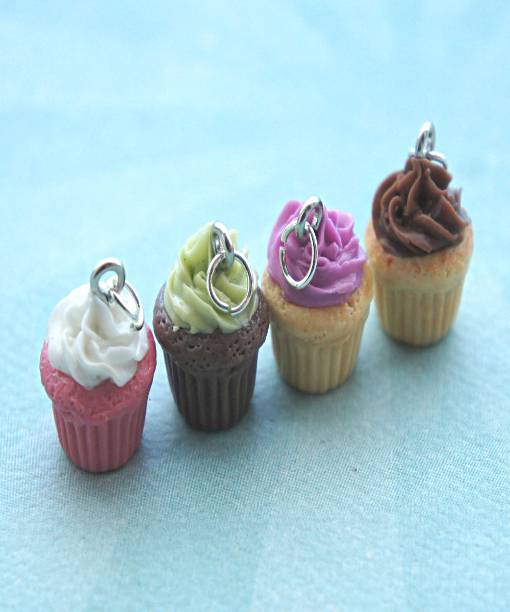 Scented Cupcake Necklace - Jillicious charms and accessories - 5
