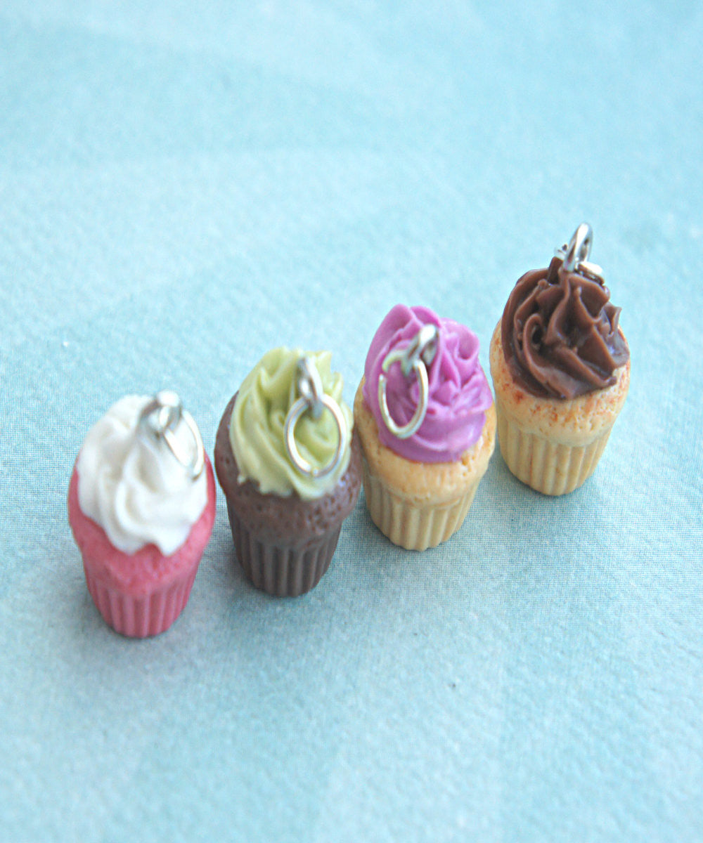Scented Cupcake Necklace - Jillicious charms and accessories - 4