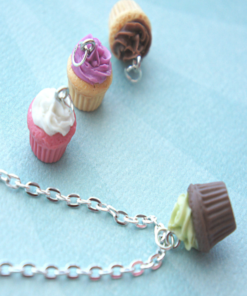 Scented Cupcake Necklace - Jillicious charms and accessories - 2
