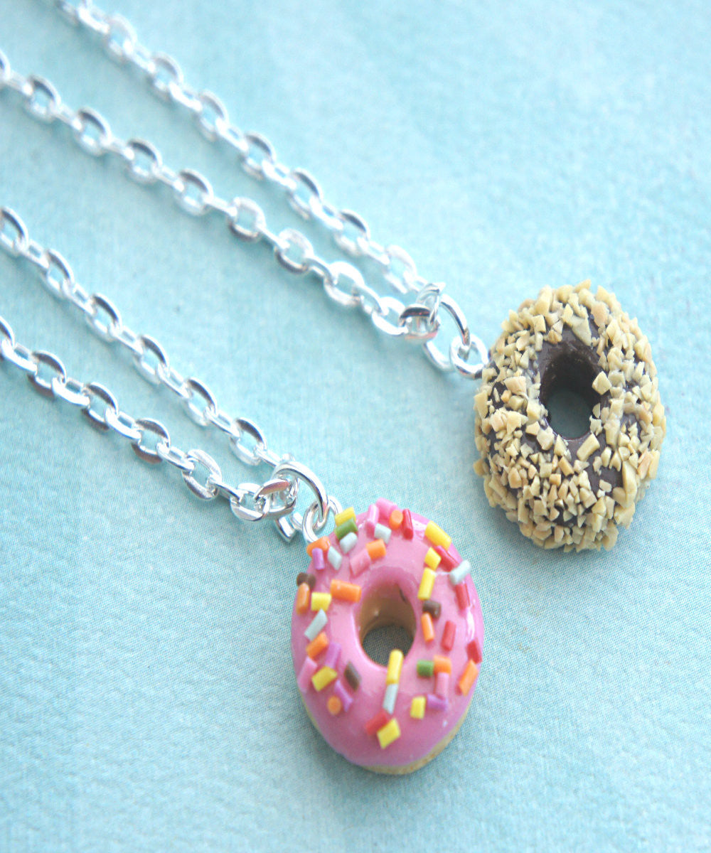 Scented Donut Necklace - Jillicious charms and accessories