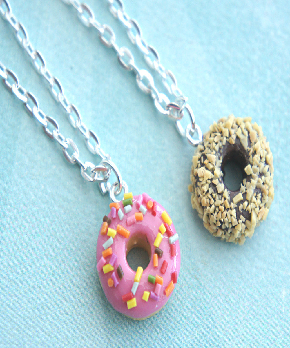 Scented Donut Necklace - Jillicious charms and accessories - 2