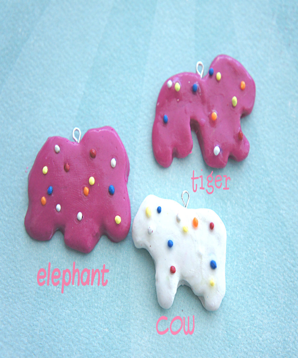 circus animal cookie necklace - Jillicious charms and accessories - 5