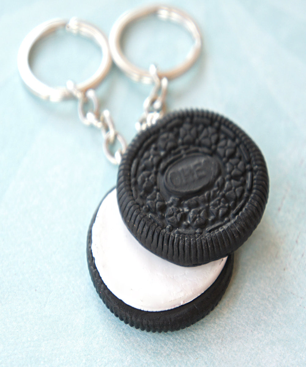 Oreo Cookies Friendship Keychain Set - Jillicious charms and accessories - 2