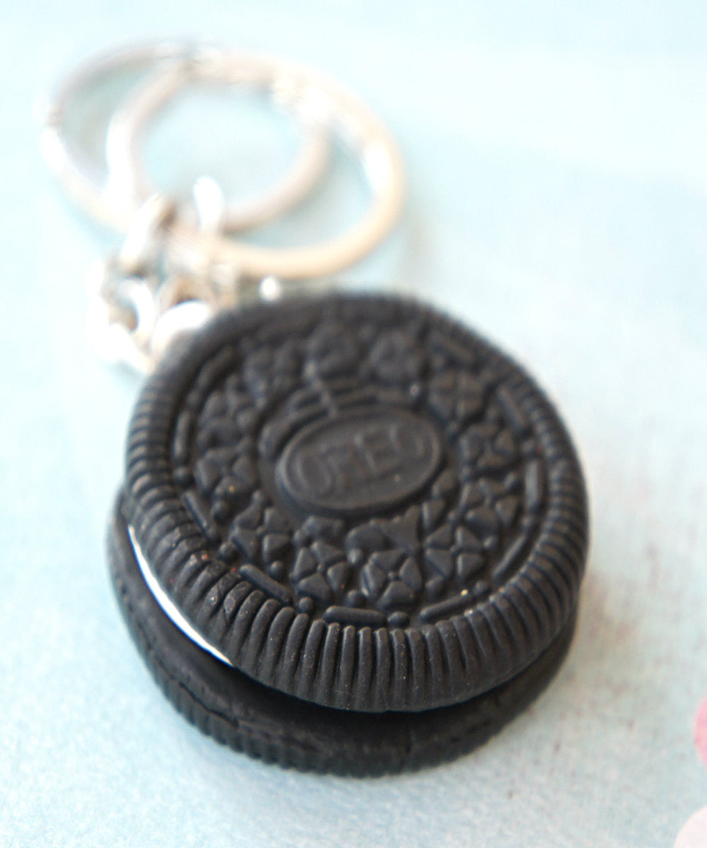 Oreo Cookies Friendship Keychain Set - Jillicious charms and accessories - 3