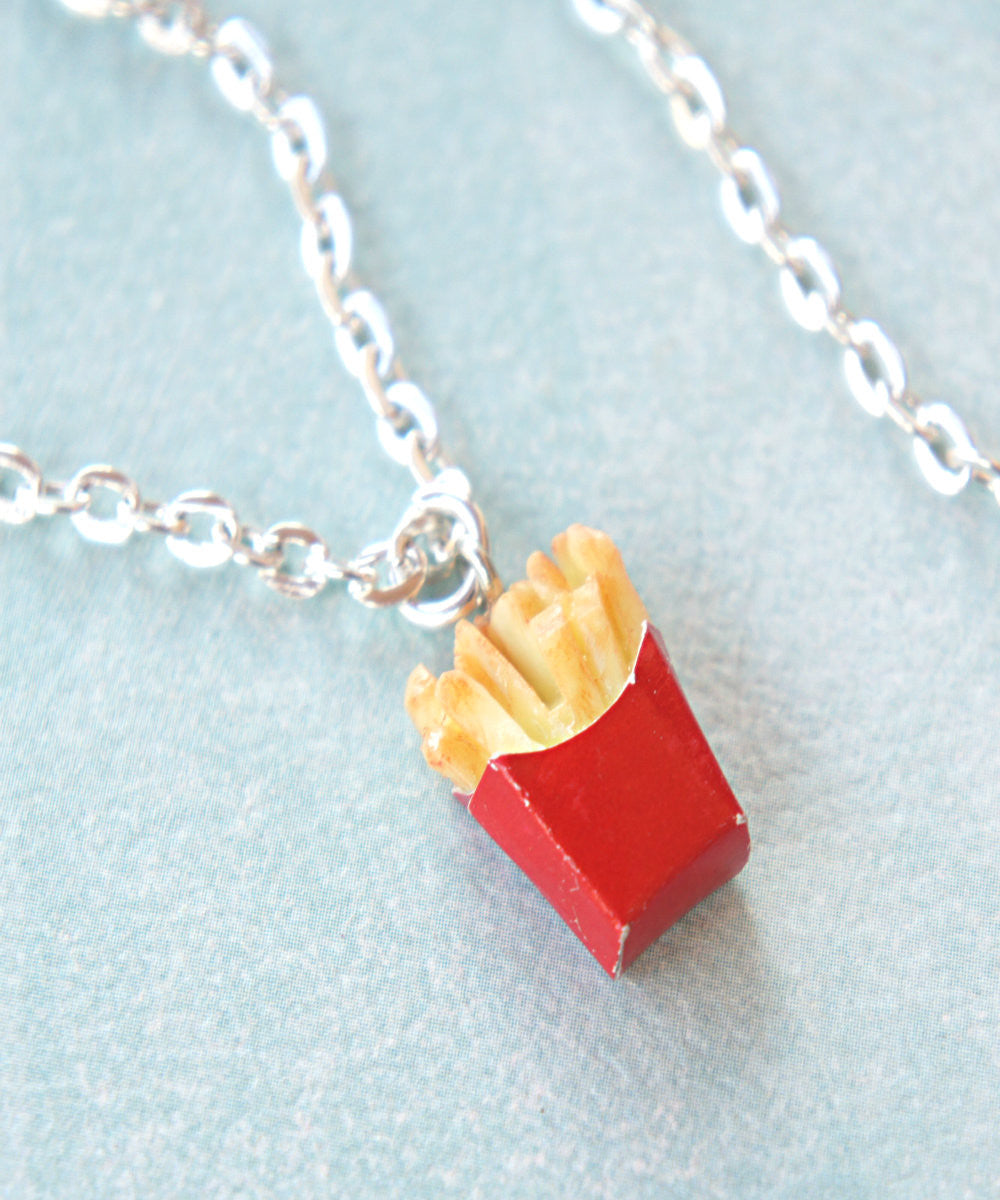 french fries necklace - Jillicious charms and accessories