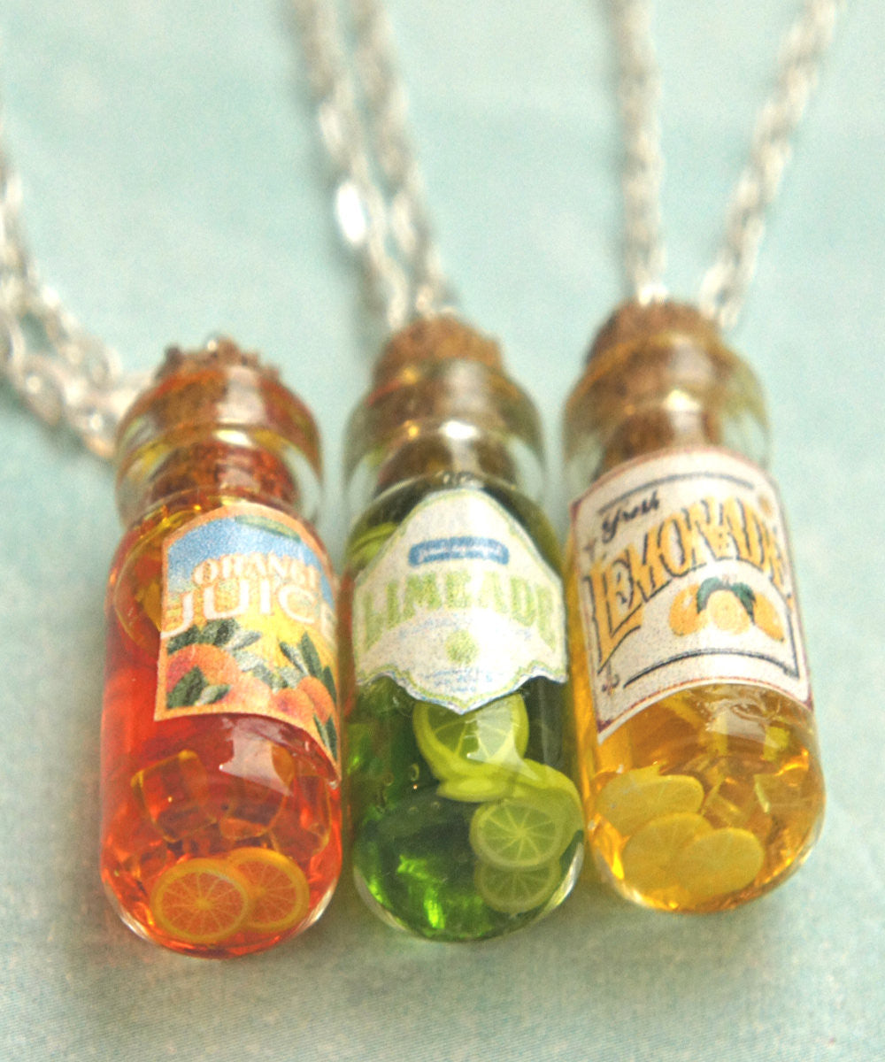 fruit juice necklace - Jillicious charms and accessories - 5