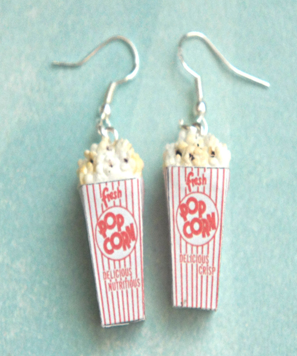 Popcorn Dangle Earrings - Jillicious charms and accessories - 4