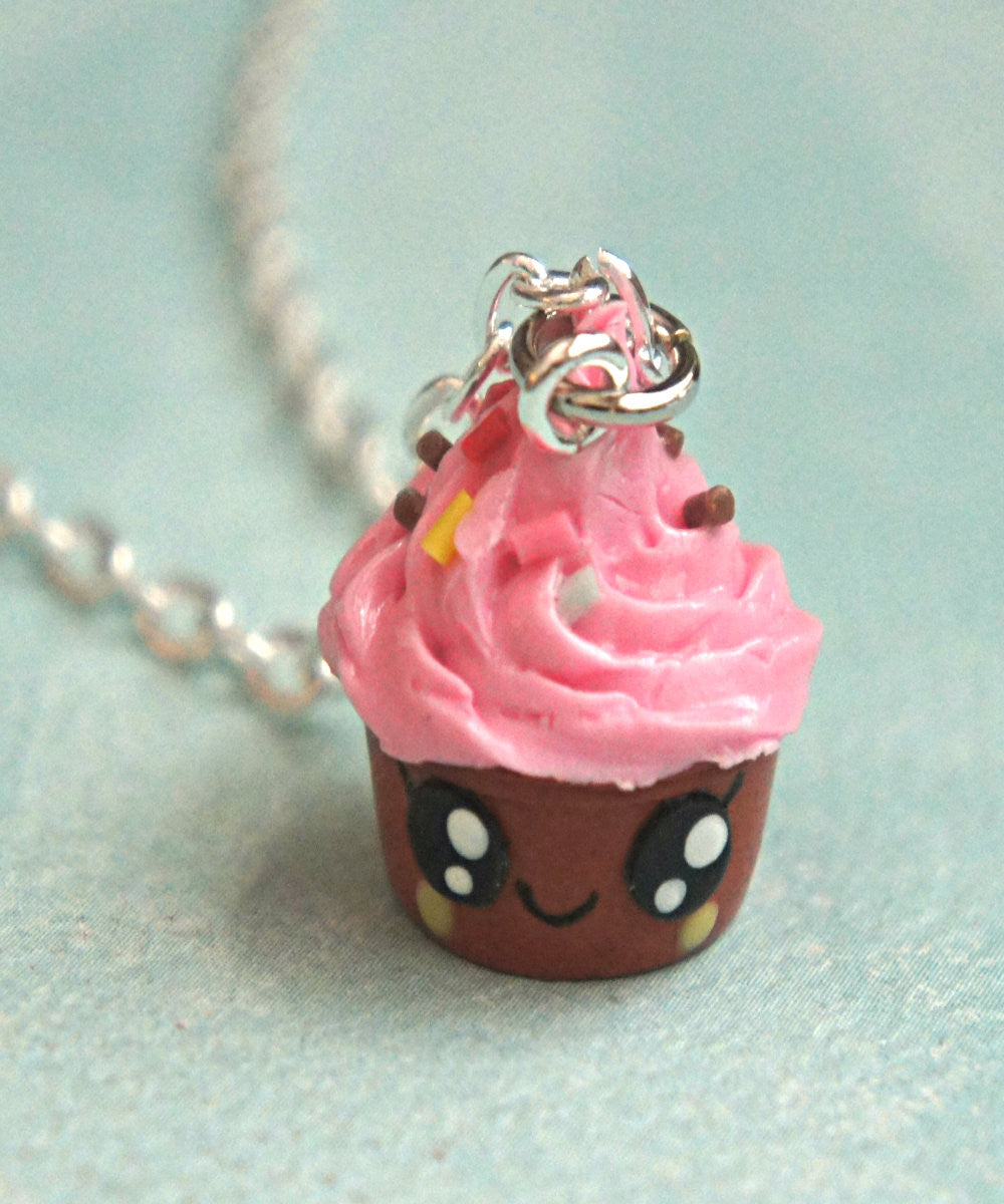 Kawaii Froyo Necklace - Jillicious charms and accessories - 3