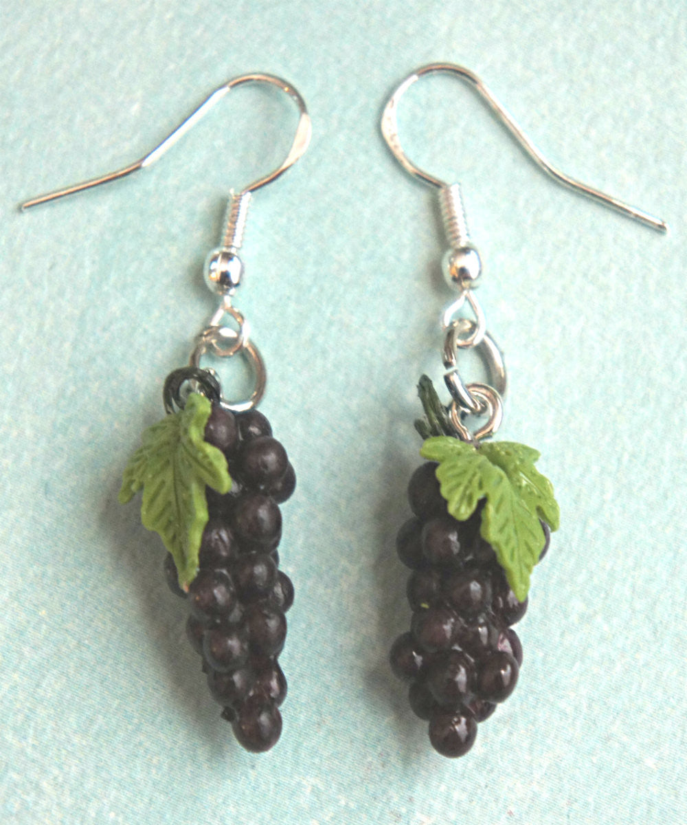 grapes earrings - Jillicious charms and accessories - 1