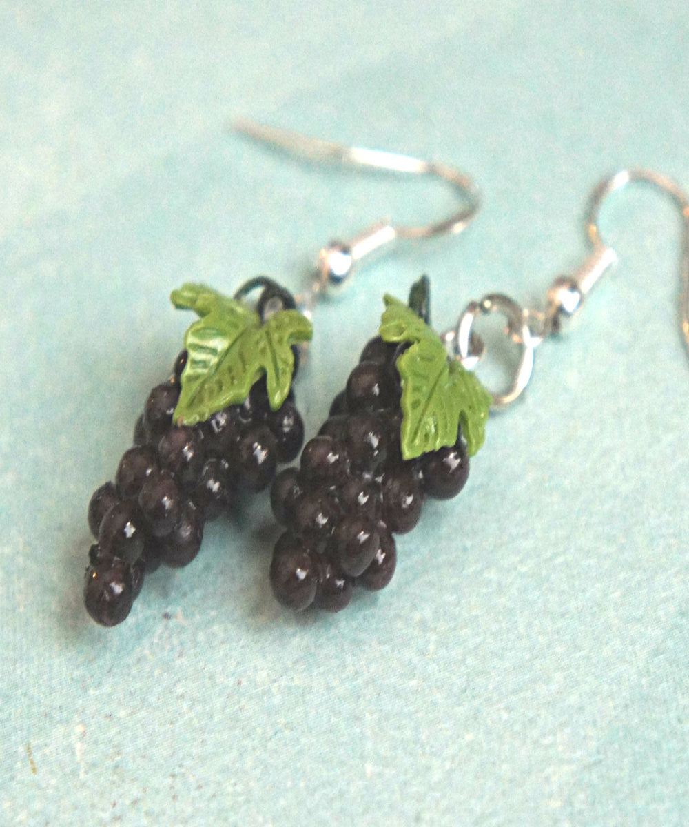 grapes earrings - Jillicious charms and accessories - 3