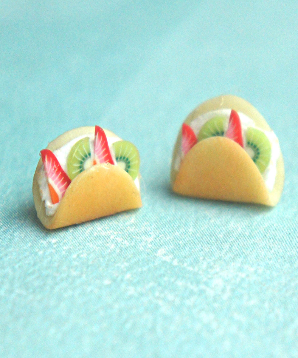 fruit crepe earrings - Jillicious charms and accessories - 4