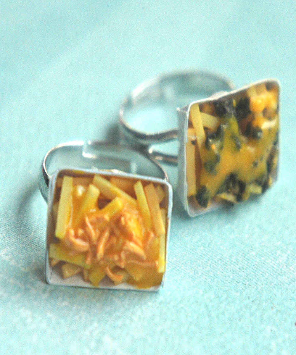 cheese fries ring - Jillicious charms and accessories - 2
