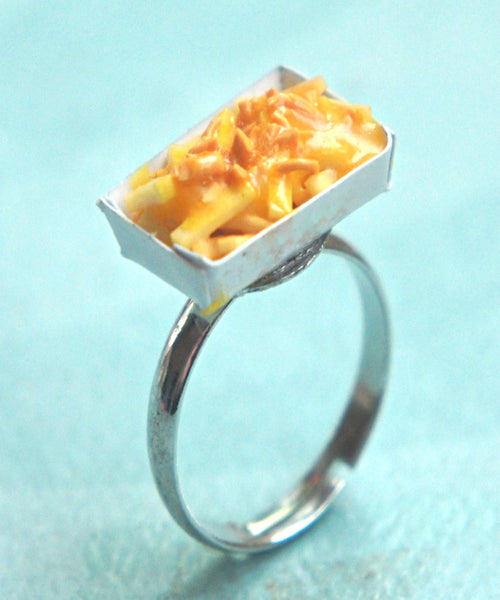 cheese fries ring - Jillicious charms and accessories