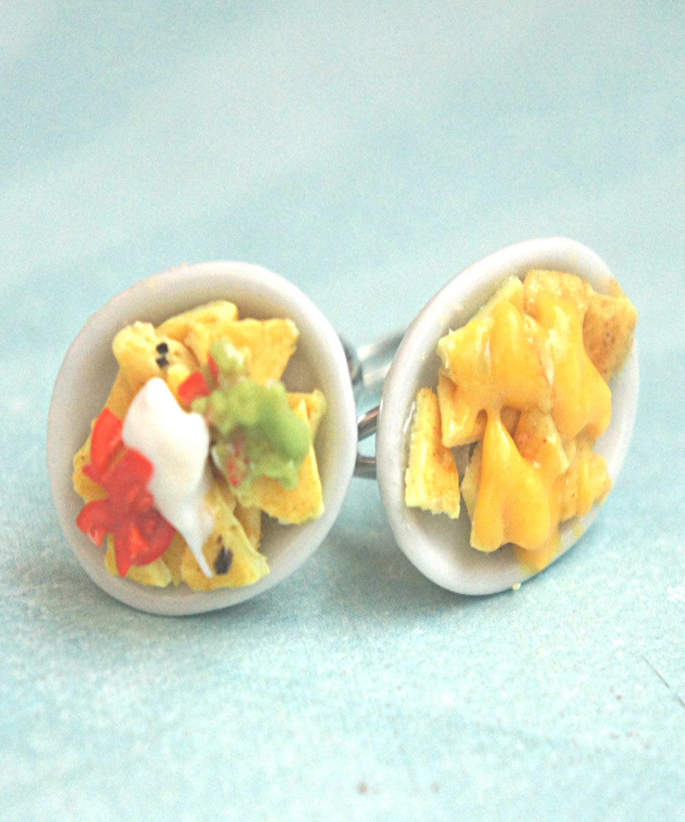 Nachos Plate Ring - Jillicious charms and accessories - 2