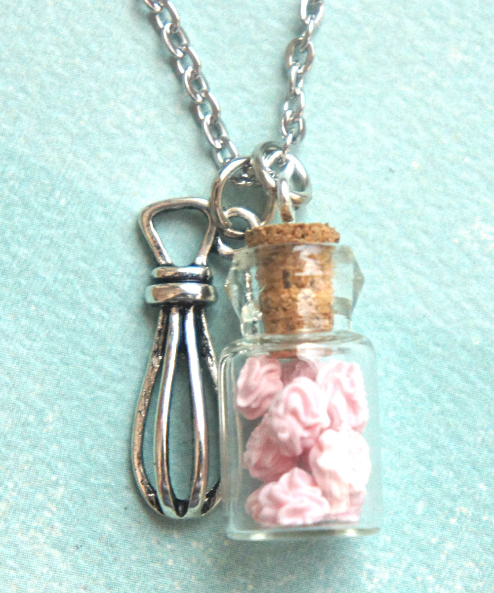 Meringue Jar Necklace - Jillicious charms and accessories - 1