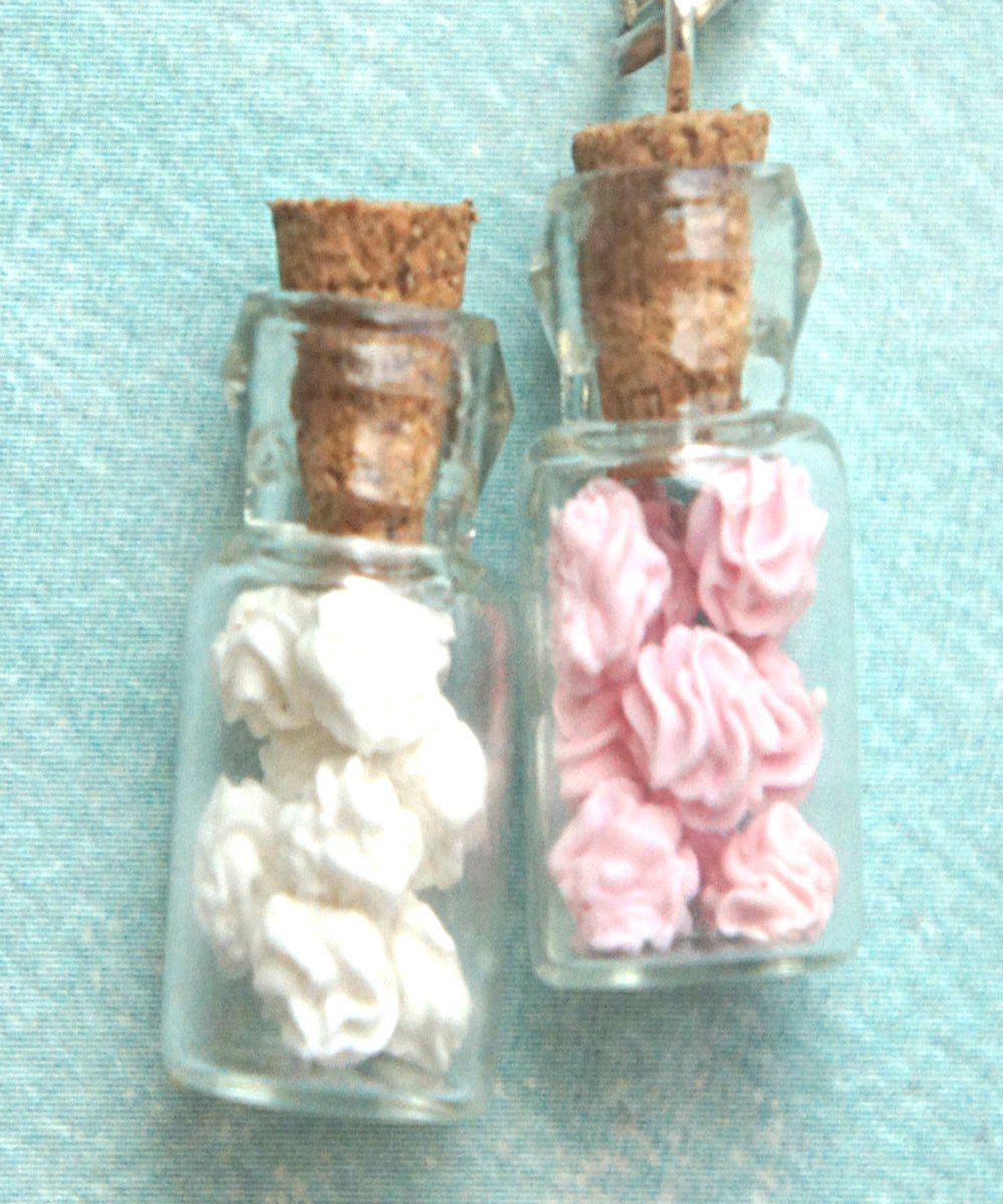 Meringue Jar Necklace - Jillicious charms and accessories