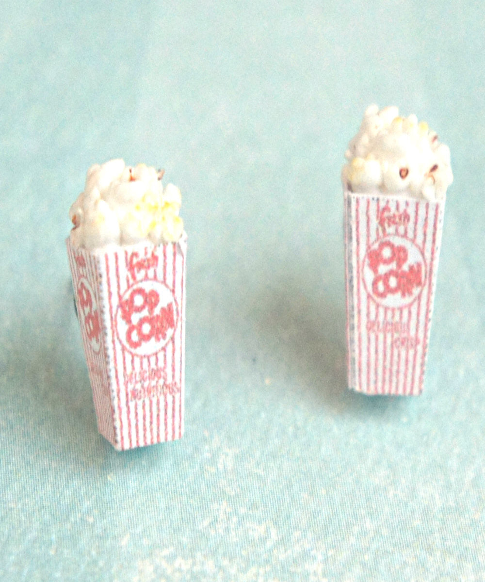 Popcorn Stud Earrings - Jillicious charms and accessories - 3