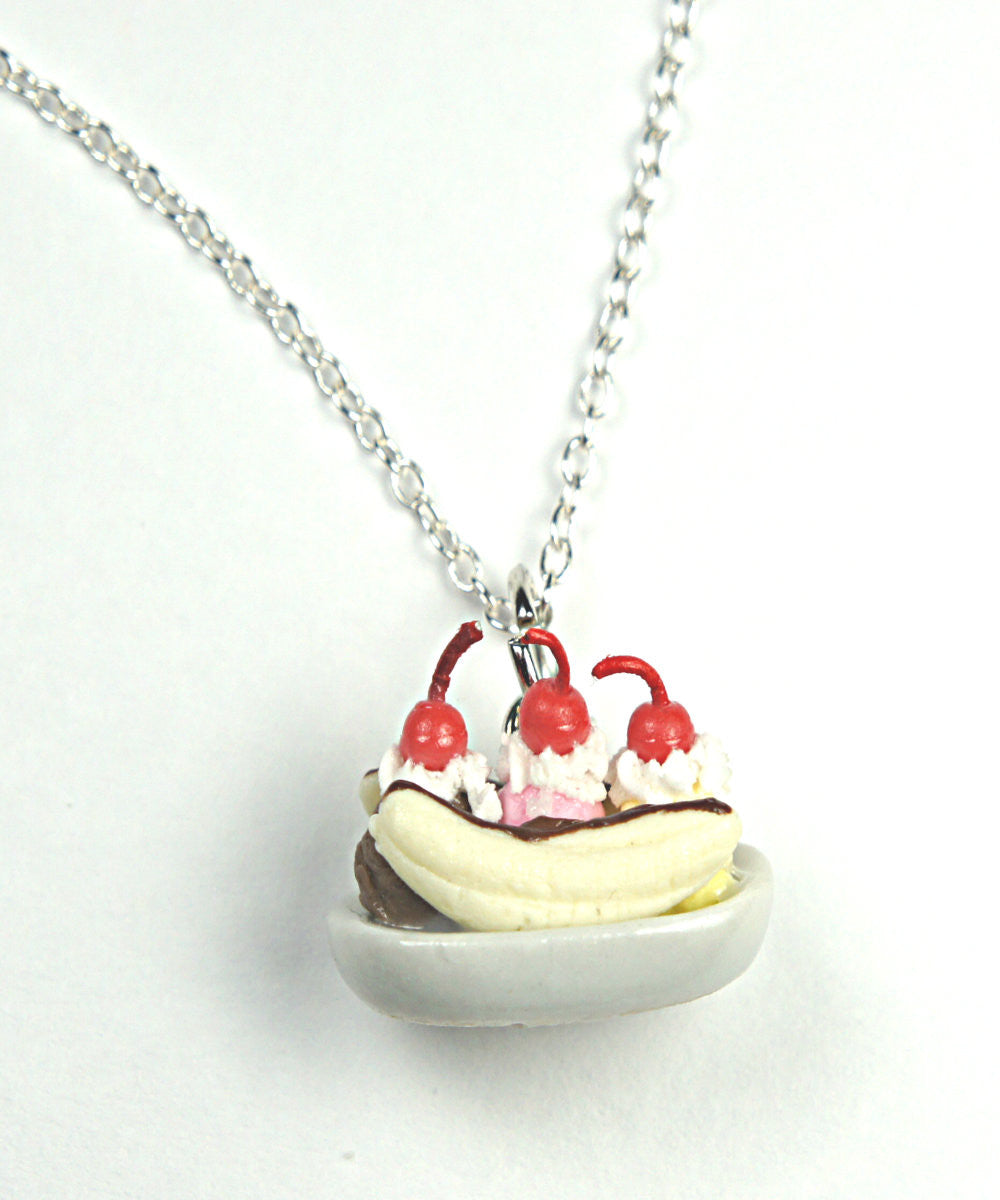 Banana Split Necklace - Jillicious charms and accessories - 3