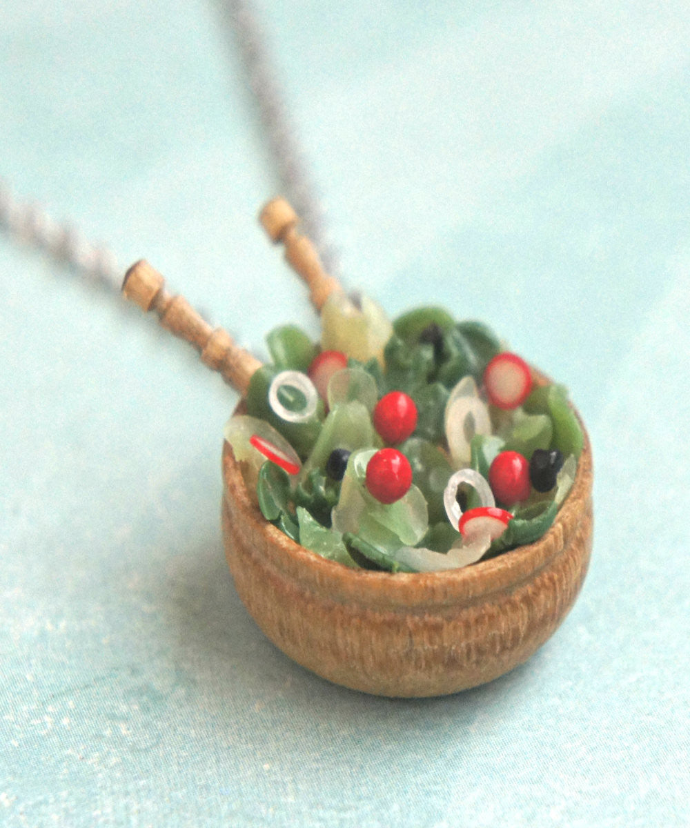 Salad Bowl Necklace - Jillicious charms and accessories - 3