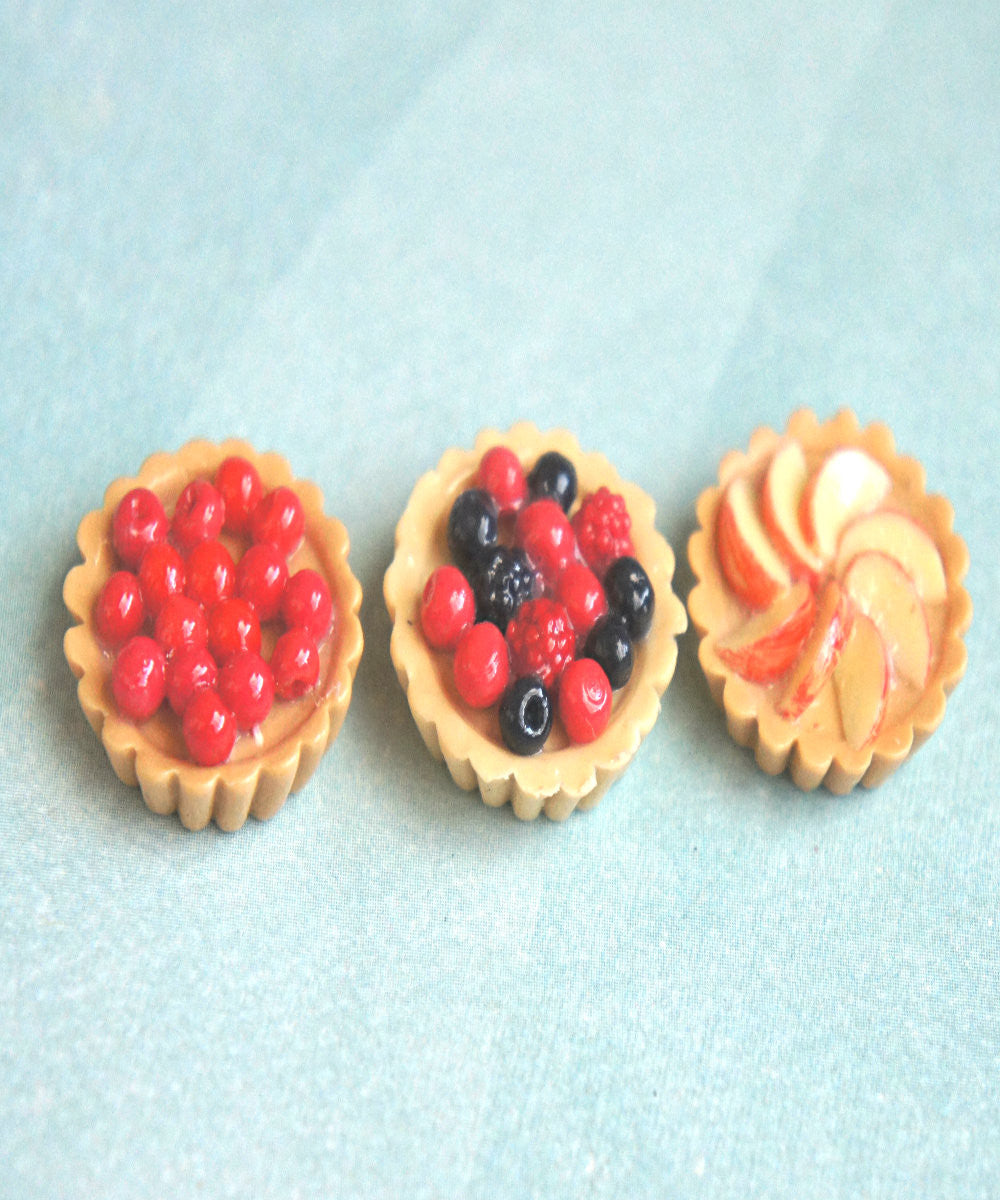 fruit tart necklace - Jillicious charms and accessories - 4