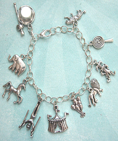 circus/carnival charm bracelet - Jillicious charms and accessories