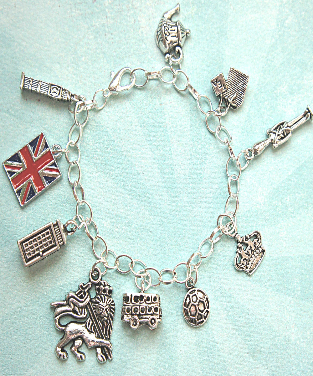 London Inspired Charm Bracelet - Jillicious charms and accessories - 2