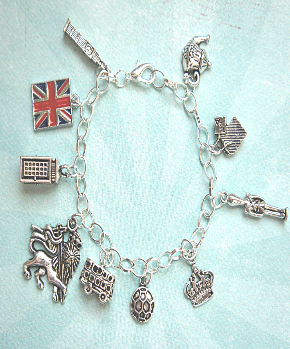 London Inspired Charm Bracelet - Jillicious charms and accessories - 1