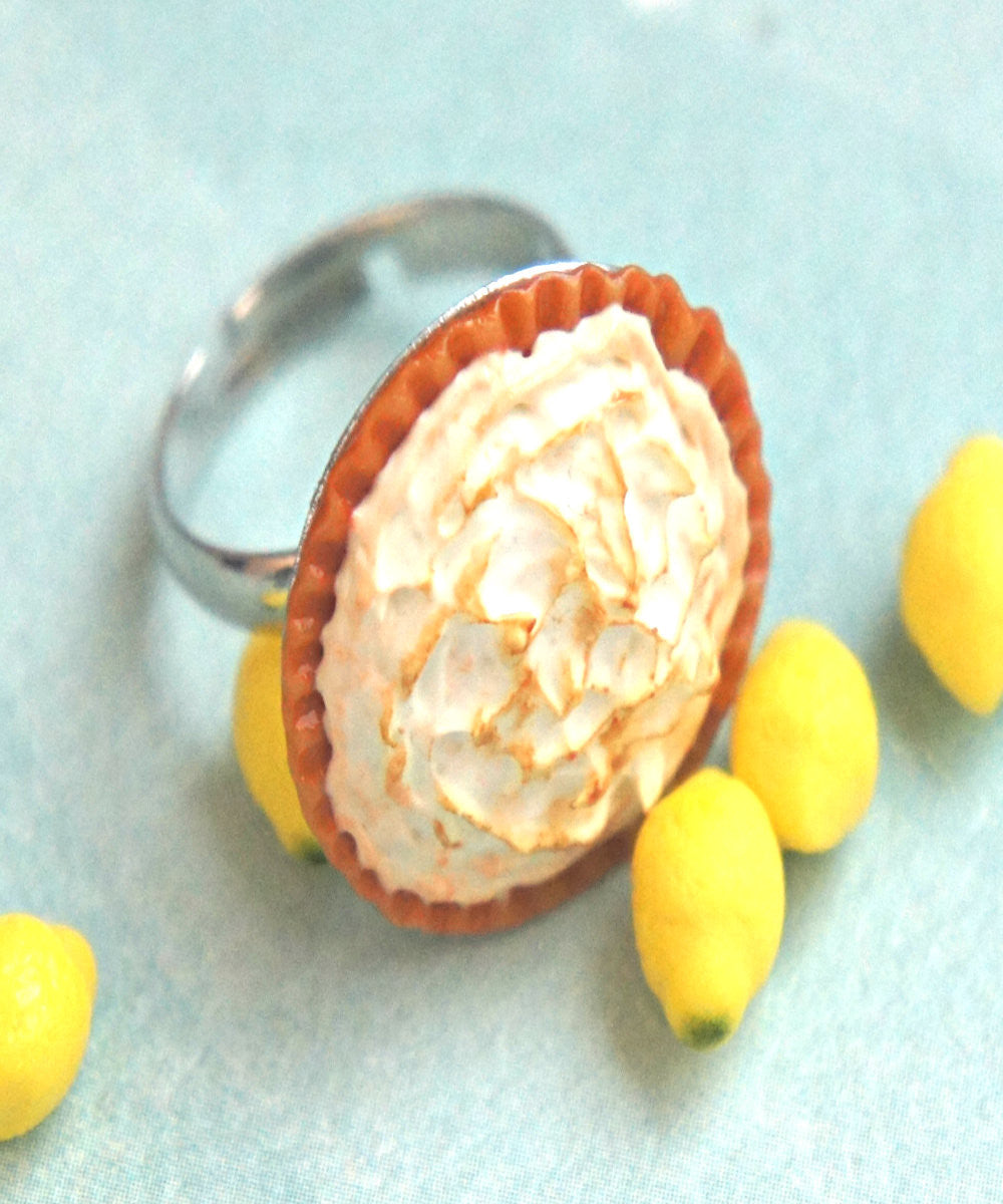 lemon meringue pie ring - Jillicious charms and accessories - 1