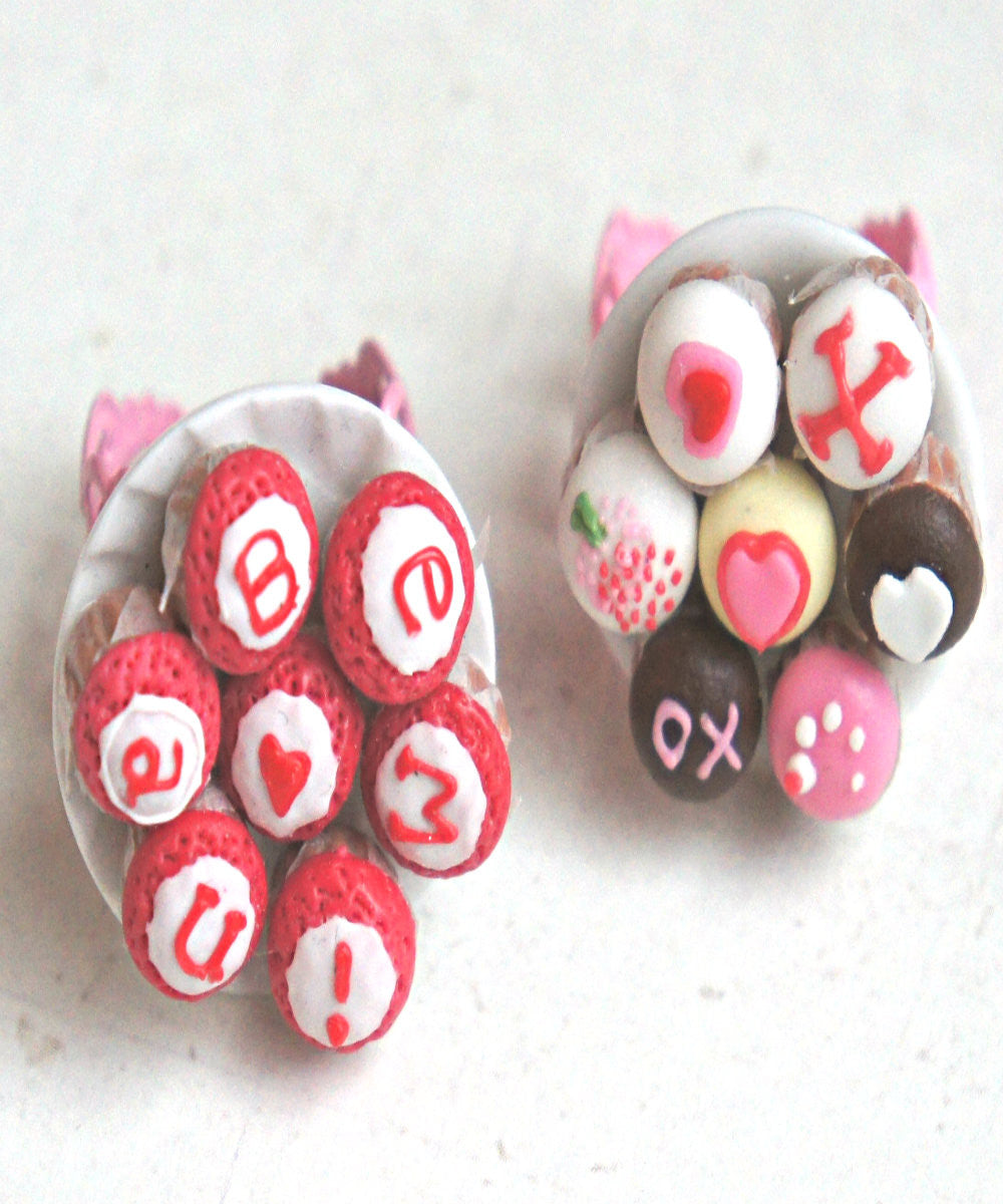 Valentine's Day Cupcakes Ring - Jillicious charms and accessories - 1