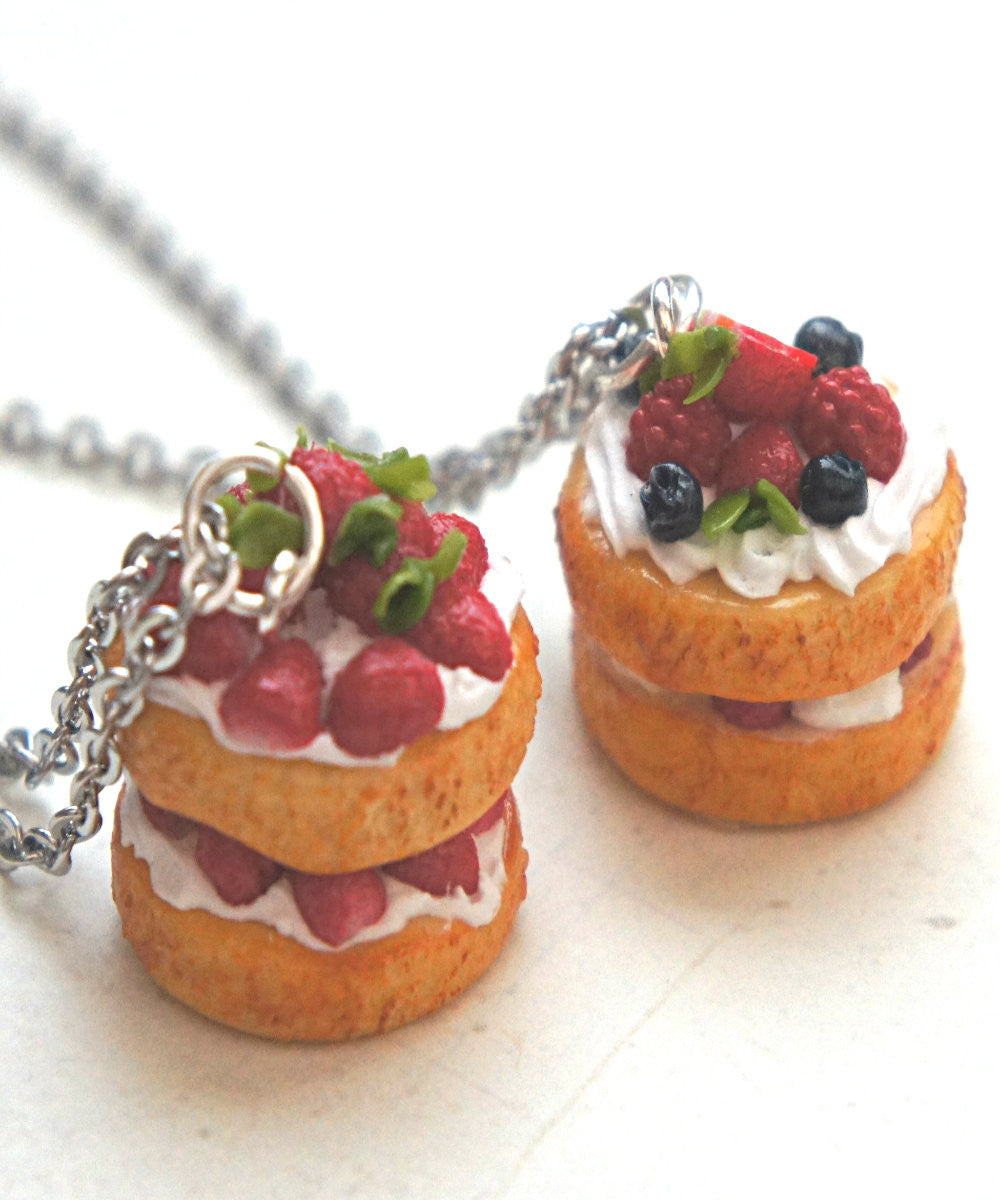 Naked Cake Necklace - Jillicious charms and accessories - 3